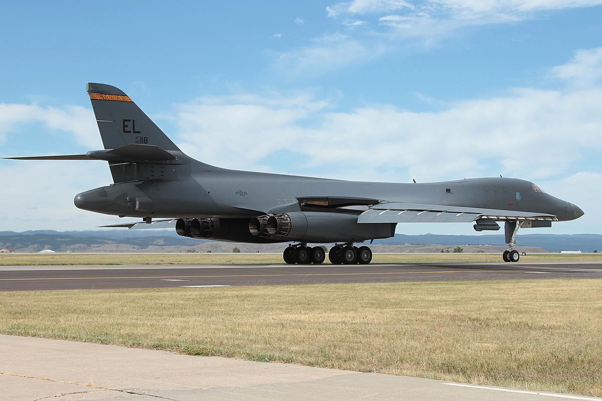 Home of the Bone II - 28th BW, Ellsworth AFB - AeroResource